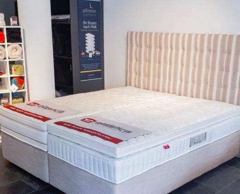Boxspringbett Elastica GL 400B, 180 x 200 cm